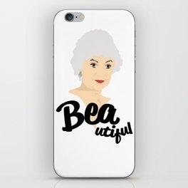 Bea-utiful iPhone Skin