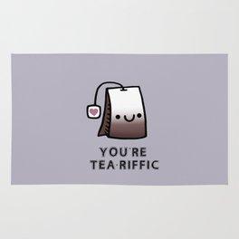 You're Tea-Riffic Rug