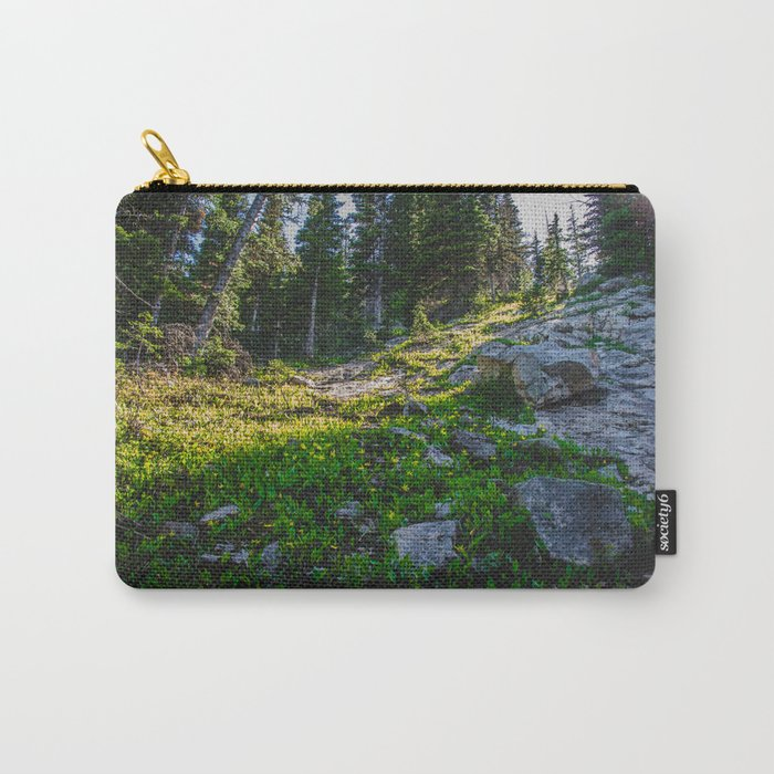 Near Fairy Lake, Gallatin County, MT Carry-All Pouch