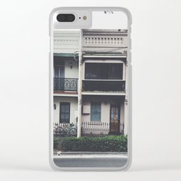 Street View Clear iPhone Case