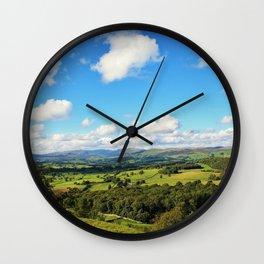 Scout Scar Wall Clock