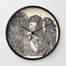 Guardian Wall Clock