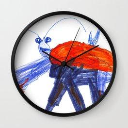 Tamatoa Wall Clock