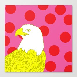 Caw Canvas Print