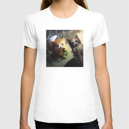 Digital Painter available for work T-shirt