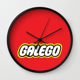 Gallegos Wall Clock
