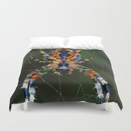 Spider Duvet Cover