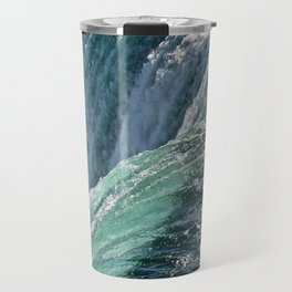 Niagara Falls - Closeup Travel Mug
