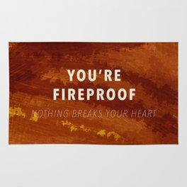Fireproof Rug