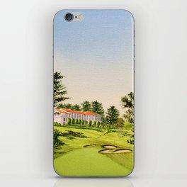 Olympic Golf Club 18th Hole iPhone Skin