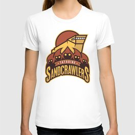 Tatooine SandCrawlers T-shirt