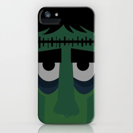 Lets be Frankenstein iPhone Case
