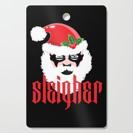 Sleigher   Christmas Xmas Parody Cutting Board