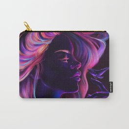 Blacklight Babe Carry-All Pouch