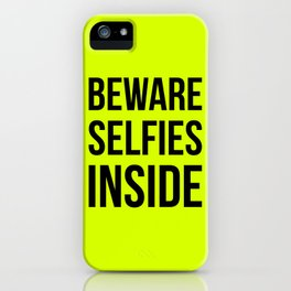 Selfies inside iPhone Case