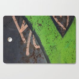 Rustin' piece Cutting Board