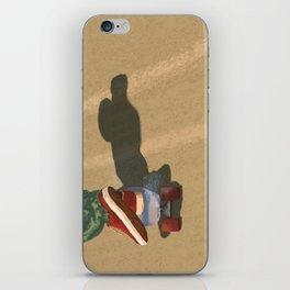Skate iPhone Skin