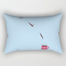 Coffee Break Rectangular Pillow