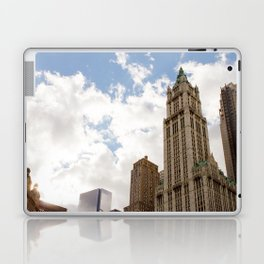 Over New York City Laptop & iPad Skin