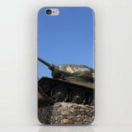 tank iPhone Skin