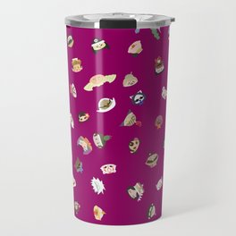 A Mix of Okami Travel Mug