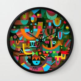 Schema 7 Wall Clock