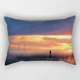 Gormley Iron Men Rectangular Pillow