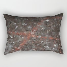 Homemade Blizzard Rectangular Pillow