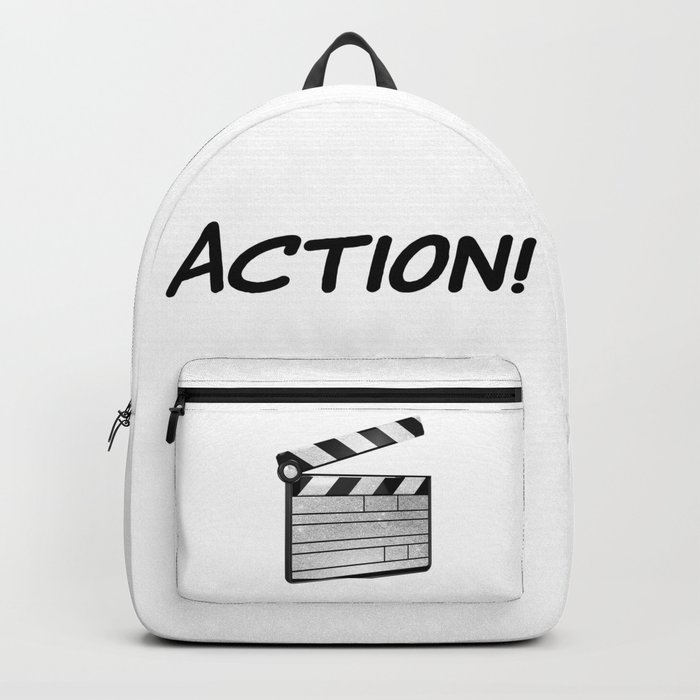 Action! Backpack