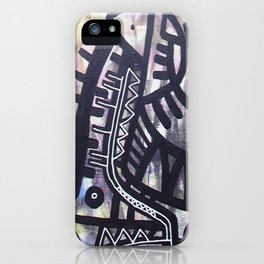 CAMINOS iPhone Case