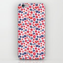 Berry Love iPhone Skin