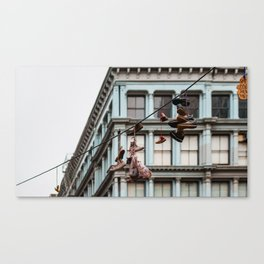Strings Attached 2 Canvas Print