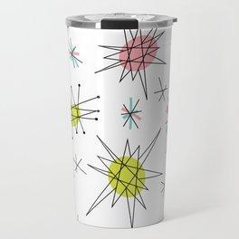 Atomic print Travel Mug