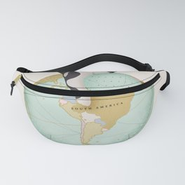THE QUEEN OF EVERYTHING Fanny Pack