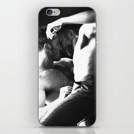 Burn -- Dan Burgess iPhone Skin