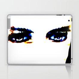 Lugosi's Eyes Laptop & iPad Skin