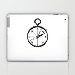 Ancient Compass Laptop & iPad Skin