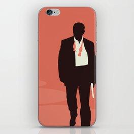 Minimalist Bond: Casino Royale iPhone Skin