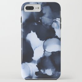 BLUE INK 22 iPhone Case