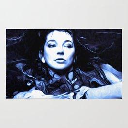 Kate Bush - The Ninth Wave - Pop Art Rug
