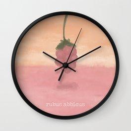 Rubus Abbicus Wall Clock