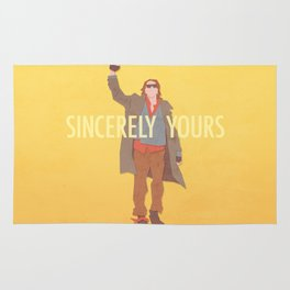 Sincerely Yours (The Breakfast Club) Rug