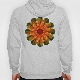 Artistic fantasy succulent flower Hoody