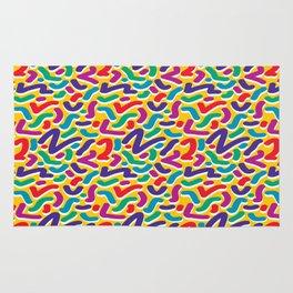 Parade of Colours Rug