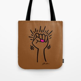 Phenomenal Womxn | Mocha Tote Bag