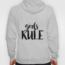 Girls Rule Hoody