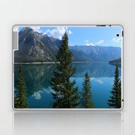 Beautiful Lake Minnewanka Laptop & iPad Skin