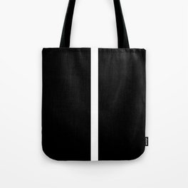 THE BLACK STRIPES Tote Bag