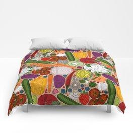 the good stuff tan Comforters
