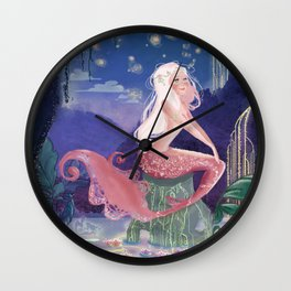 Freya Wall Clock